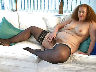 BBW Stockings Movies