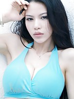 Hong Kong famous model raunchy and scandalous pictures