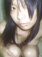Chinese teen self shot naked pictures