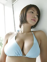 Asian Girls in Bikini