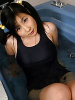 Nude Asian Coed