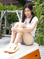 Asian Porn in Shorts