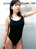 Japanese in Shower