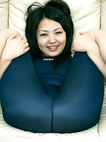 Asian Girls Lycra Fetish