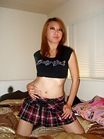 My hot girlfriend from Laos self shot pics