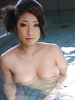 Asian Porn in Pool