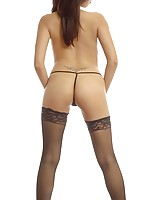 If you like slender Asians wearing nylon stockings she is really for you