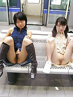 Japanese Teen Outdoor
