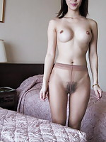 Asian Girls Pantyhose