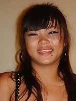 Random pictures of Thai teen Gail and her massive tits