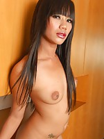 Thai Sherri naked in stockings
