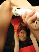 Japanese teen Natsumi Mitsu toyed and filled with dickmeat