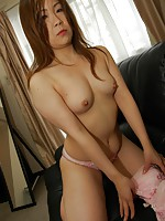 MILF Japanese Yumi Kajiyama enjoys the toys, fingers and hard cocks penetrating her pussy.