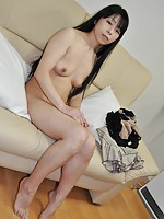 MILF Japanese Yasuko Haraguchi taking hard cocks after getting tease with fingers and vibrators