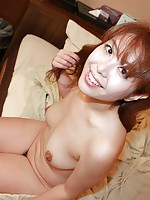 Big tit Japanese MILF Yuriko Hiratsuka getting her pussy penetrated with his man