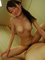 Mature Japanese Chihiro Nomoto enjoys as vibrators, fingers and hard cock penetrates her mature pussy.