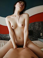 MILF Japanese Yumi Wakabayashi wants a cock inside her after getting teased with toys and fingers.