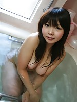 Japanese MILF Kaoru Kuriyama wants to take a hard cock inside her.