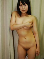 Teen Japaense babe Jun Matsuzaki moans in joy as hard cocks slides in and out her pussy.