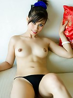 This Thai babe named Eye yes an amazing body that is not to be missed