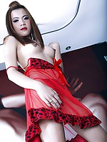 Red Babydoll