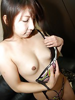 Mature Japanese babe Mai Toda heat up her pussy with toys before a hard cock drills her.