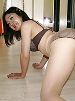 Mature Japanese babe Chiyo Yamabe gets her body pleasured with vibrators before a cock slides into her pussy.