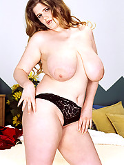 Samantha Kay has a huge set of knockers
