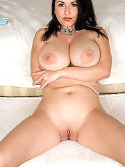 Natalie and her 36DDD