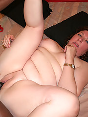 Slut plumper loves to get black dick as much ass possible since it