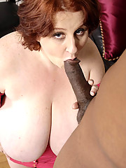 Sapphire wasn't getting the sex she needed at home due to her husband's 'less than average' abilities in bed. So, she went on a drive to scout potential fuck buddies. She found one