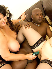 When you think of beautiful BBWs you will think of Hannah Callow from now on. This woman has the most amazing natural huge tits and likes to show them off.