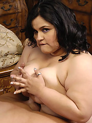 Karla Lane is a horny bodacious babe with a bouncy demeanor and even bouncier breasts. Karla is very cute and full of energy. She loves to fuck fast like a bunny. Which can't be easy when she's carrying around those 38DD yum-yums.