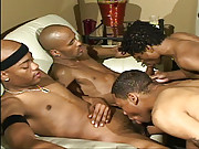 These brothers find time to be big ballers off and on the court and with some of our hottest black thugs in one orgy, this release will your juices flowing! After a game of ball, the losers have to suck dick, and well, it doesnt looklike any of them are c
