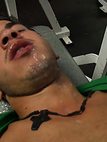 Hot Studs fucking in the gym