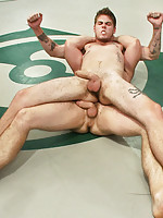 Beefy Paul Wagner takes on lean and fast Hayden Russo and the winner gives the loser a hot ass pounding.