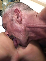 Extreme anal workout for a sexy boy