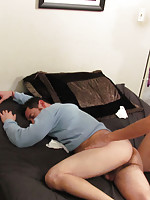 Ari Silvio gets fucked in the ass hard!