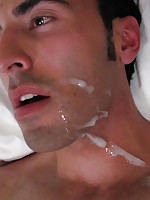Gianni pounds his room mate in his tight butthole!
