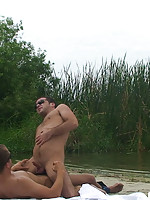 Pics of guys fucking and sucking out in the open!