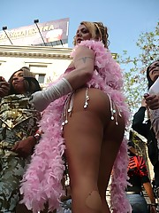 Pictures From Gay Parade In Santiago de Chile 2008