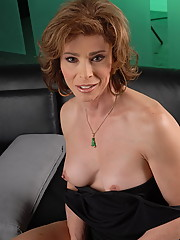 Horny TMILF teasing you to fuck her