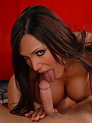 Sweet Mariam Micol Giving A Naughty Blowjob