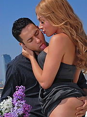 Glamorous Gabriel fucked deeply and hard by Gabriel