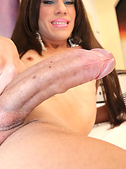 Horny with a massive hard cock!