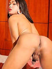Cute horny shemale who loves to fuck!