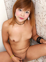 cute pixi ladyboy who works in cascades bar