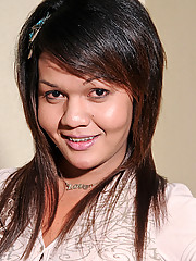 Kazumie has an interesting name for an interesting ladyboy. She\