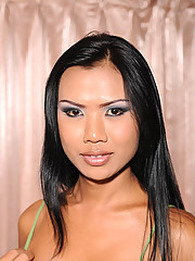 Ladyboy December Girl of the Month is exactly like her name--Gift. This Gift comes in the form of a 24 year old ladyboy is from Pattaya.