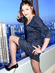Asian ladyboy Yuki is a brand new addition to Shemale Japan! She\
